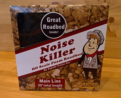 Rapido Noise Killer Roadbed - Main Line