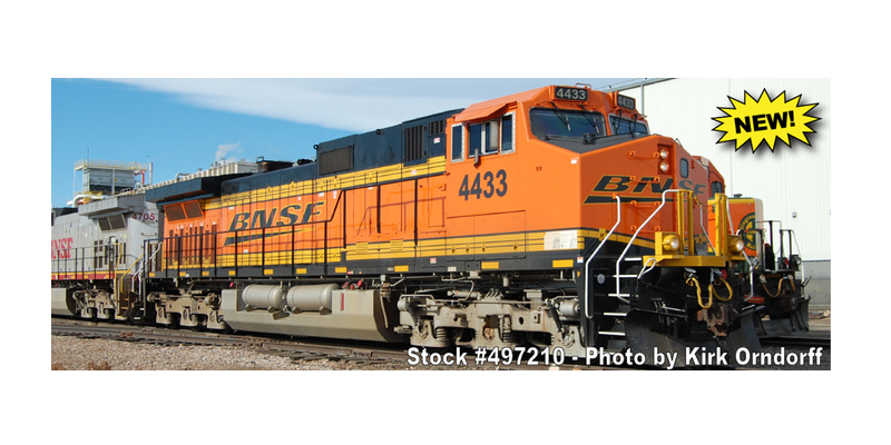 BNSF New image