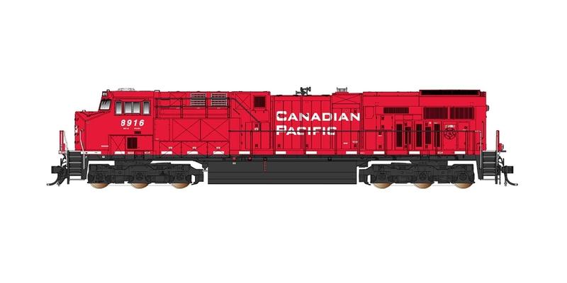 CP ES44AC