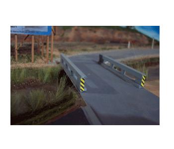 Concrete Bridge Railings