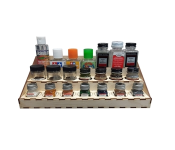 Hobby Paint Rack