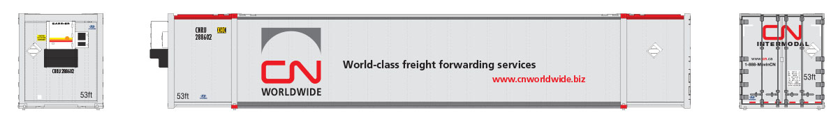 402 Container - CN Worldwide