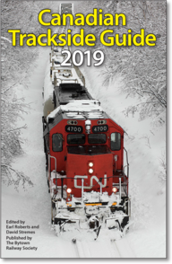 2019 Canadian Trackside Guide