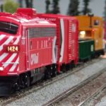The Rapido FP7 Locomotives Have Arrived
