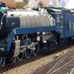Royal Hudson Steam Locomotives Arrive This Month