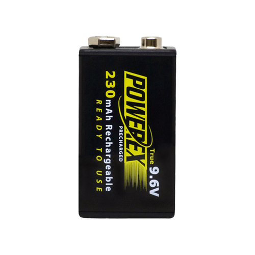 Powerex Precharge Battery 9V - 500x500